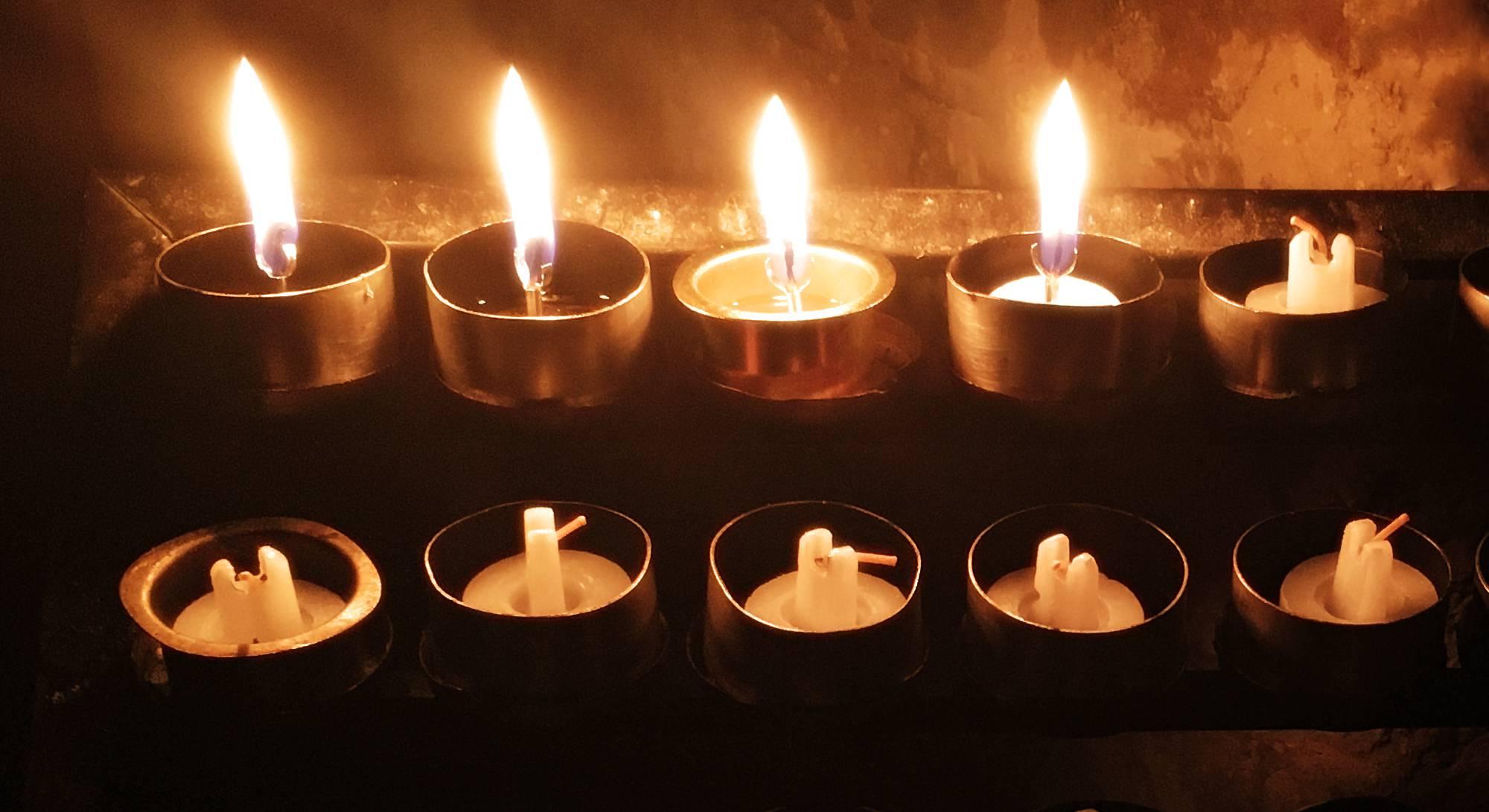 Preghiamo per te
